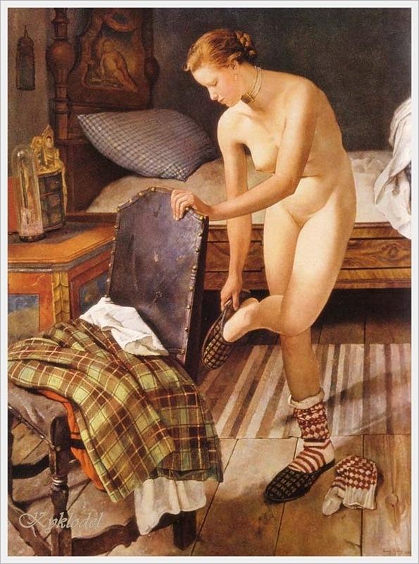 """""""Bäuerliche Venus"""", 1939"""