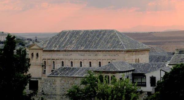 Sephardisches Museum und ehemalige El Transito Synagoge, Toledo, Spanien