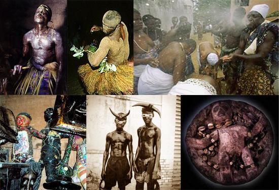 Voodoo: deutlich afrikanisches Aroma