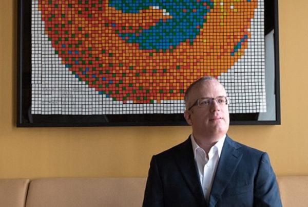 Brendan Eich, Ex-Generaldirektor von Mozilla.