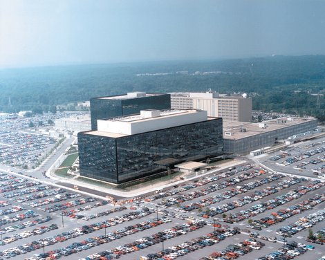 Made in Israel: Das NSA-Hauptquartier in Maryland