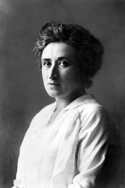 Das Gesicht der Revolution: Rosa Luxemburg