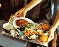 Dinner: Pan Am in den 1970ern
