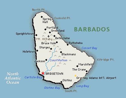 Warum ist Barbados nicht in Haitis Fußstapfen gefolgt?