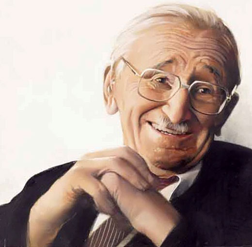 Friedrich Hayek: weiß
