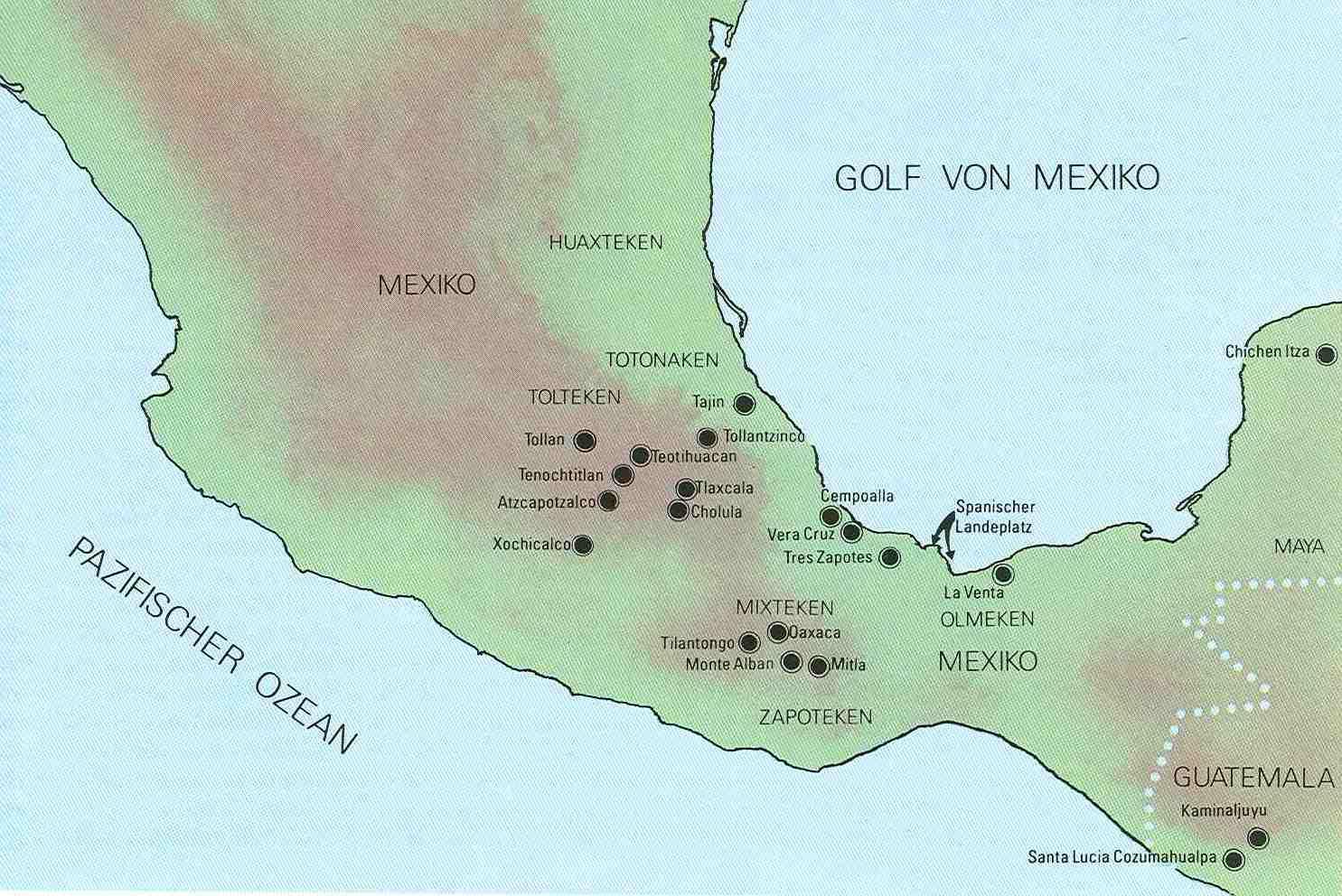 Mesoamerika