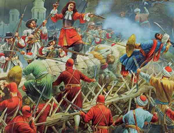 Abwehrkampf Wien 1683 Peter Dennis