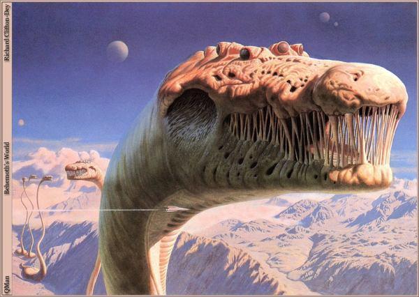 16de Behemoth's World Richard Clifton Dey